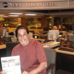 Larry Garrison at ABC Los Angeles