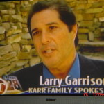 Larry Garrison on ET